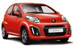 Citroen C1 from BookingCar