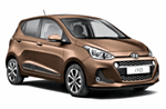 Hyundai i10 from Punta Car