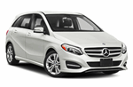 Mercedes-Benz B Class from 7777 Rent a Car