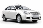 Nissan Almera from Glinfort Rental Cars