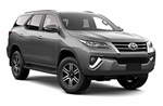 Toyota Fortuner от Red River