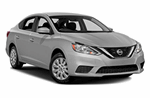 Nissan Sentra from Avenue Car Rental
