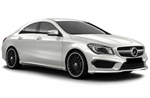 Mercedes CLA-Class from Avro Rent a Car