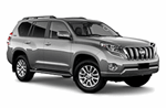 Toyota Land Cruiser Prado from Caravan Rent a Car