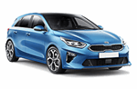 Kia Ceed от ABBY car Greece