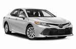 Toyota Camry от St. Petersburg  Rent a Car