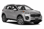 Kia Sportage from Drive a Matic