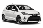 Toyota Yaris from Komandir Avto