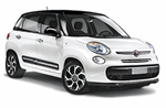 Fiat 500 L from Drive Rent a Car