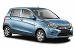 Suzuki Celerio от ABBY car Greece