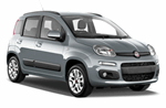 Fiat Panda from Rhodium