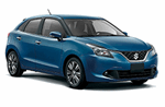 Suzuki Baleno from Global Rent A Car