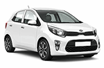 Kia Picanto from Zügig Rent a Car