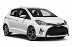 Toyota Yaris from SurPrice Cars