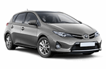 Toyota Auris от Rentis Rent a Car