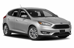 Ford Focus 5door from EasiRent