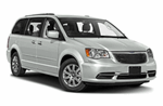 Chrysler Caravan от Discount Car and Truck Rentals
