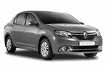 Renault Logan от Race Rent a Car