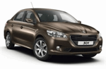 Peugeot 301 from Avro Rent a Car