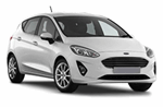 Ford Fiesta from Hertz