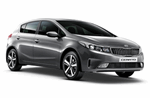 Kia Cerato New from Caravan Rent a Car