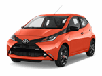 TOYOTA AYGO from Enterprise
