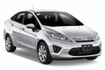 FORD FIESTA 1.5 from Europcar