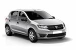 DACIA SANDERO 1.5 from Europcar