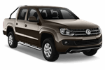 VW AMAROK V6 ALLRAD PICK UP от Europcar
