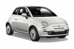 FIAT 500 from Europcar