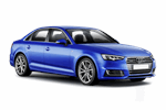 AUDI A4 1.4 from Europcar