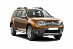 RENAULT DUSTER SUV 4WD 2.0 from Europcar