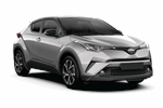 TOYOTA C-HR E from Europcar