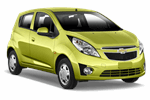 CHEVROLET SPARK M300 1.2 from Europcar