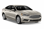 FORD FUSION 1.5 from Europcar