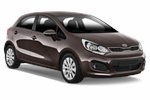 TOYOTA YARIS from Europcar