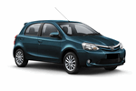 TOYOTA ETIOS 1.5 от Europcar