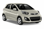 KIA PICANTO from Europcar