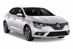 RENAULT MEGANE GPS DIESEL от Europcar