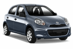NISSAN MICRA 1.2 from Europcar