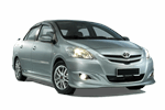 TOYOTA VIOS 1.5 from Europcar