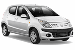 NISSAN PIXO 1.0 from Europcar