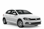 VW POLO from Europcar