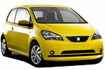 SEAT MII 1.0 from Europcar