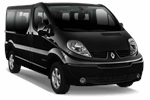 RENAULT TRAFIC 1.6 from Europcar