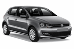 VW POLO 1.4  CHAUFFEUR ONLY from Europcar