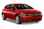OPEL ASTRA from Keddy by Europcar