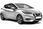 NISSAN MICRA from Keddy by Europcar
