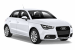 AUDI A1 SPORTBACK from Keddy by Europcar