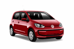 VW UP 1.0 от Keddy by Europcar